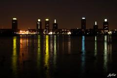 Bright lights, rather big city