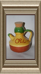 spaanse olijfolie kan (Nagelstudio Careforu) Tags: keramiek spaans