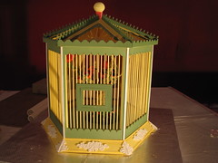 Bird Cage Made of CAKE- Bangalore-najeebkhan@hotmail.com