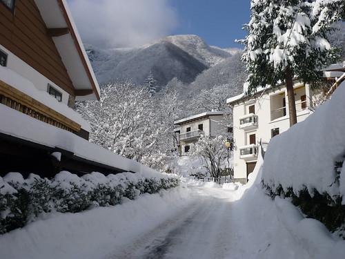 Neve a Pianaccio