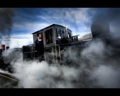Rhyd Ddu (*Richard Cooper *) Tags: train railway steam highland welsh snowdonia ddu rhydddu rhyd