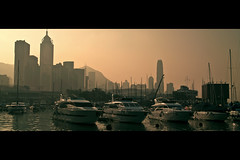 Say Goodbye to 2009 (~Ken Tsang~) Tags: lighting colors hongkong lights cinematic x3 dp2 sigmadp2