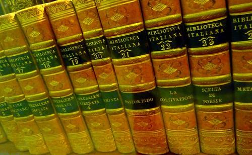 bibliotheca italiana