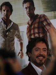 Robert Downey, Jr. (kjdrill) Tags: california justin usa mike zach movie ed paul losangeles tyson ken bradley hollywood cooper premiere blvd helms giamatti bartha jeong 1660 galifiankis hangoverpart2 monkeythailandfilmcomedyfunny