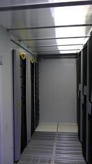 Pasillo frío (vcastelo) Tags: barcelona spain supercomputer catalunya sgi barça cataluña cray hpc cesca altix xmp equipossupercomputación