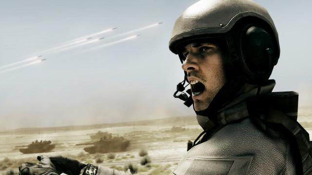 Battlefield 3 - He looks a bit like Tom Cruise