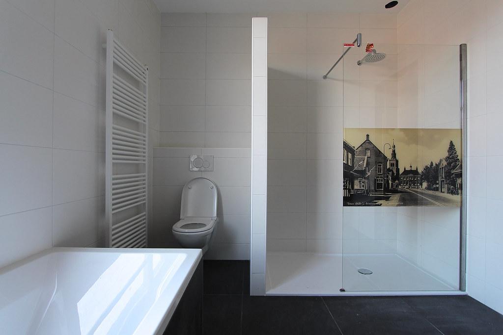 Witte Badkamer Wastafel : Moderne badkamer voorbeelden zwart wit badkamer badkamer