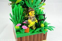 DSC_1995 (drillerbryan) Tags: lego collectableminifigures moc hklug dino