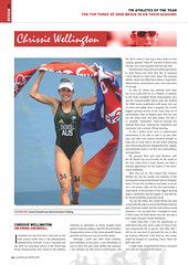 Australian Triathlete Magazine: Triathletes of the Year