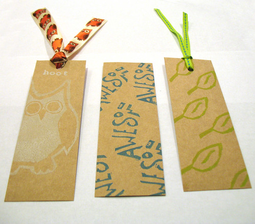 Bookmarks Set 4 for etsy