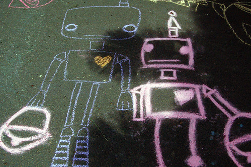 robot love VFS summer school