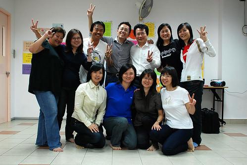 《助人路上、我们发亮》工作坊 - Admiralty Zone 7 Residents' Committee