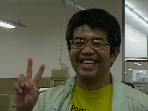 Torex Okayama-Mr Sasaki