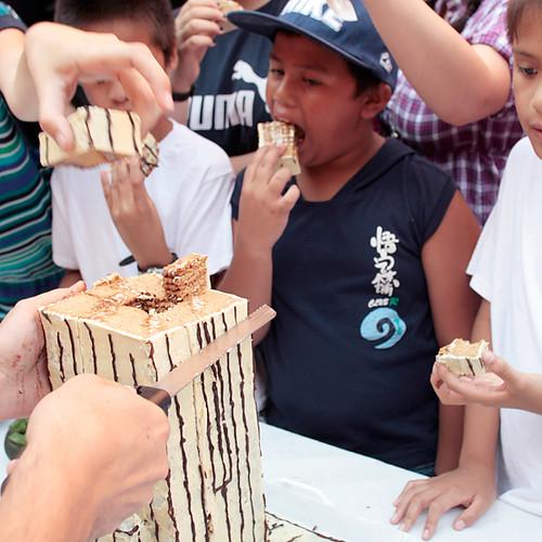 3r Concurso de pasteles de fantasía