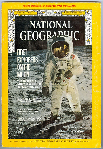 The first explores on the moon Cover NG