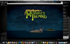 Tales of Monkey Island - Splash screen