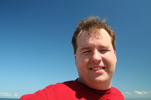 Mike in the Mexican Sun - Puerto Vallarta