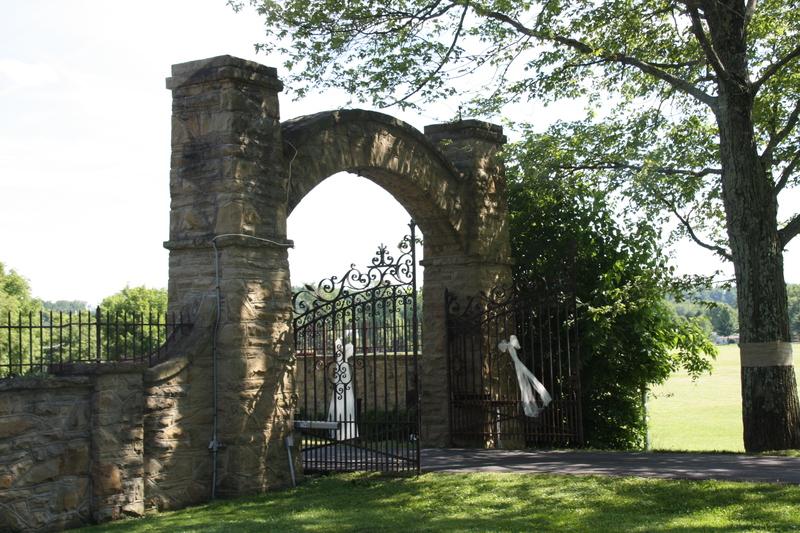 Bryn Du Gate