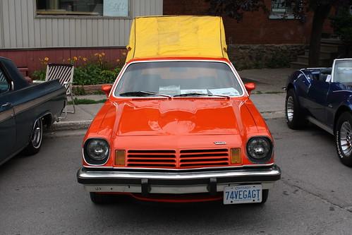 1974 Vega GT hatchback ( Tent option ) & Flickriver: carphotou0027s photos tagged with vega