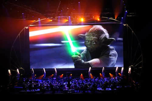 Star Wars In Concert Yoda