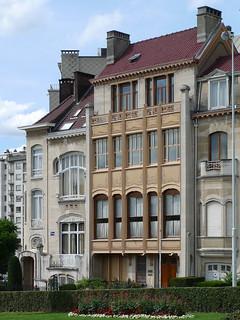 Brussels - Hotel / Hôtel van Eetvelde