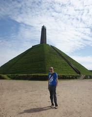 De Piramide van Austerlitz (ii) (by evil nickname)