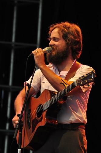 Iron & Wine at Ottawa Bluesfest 2009