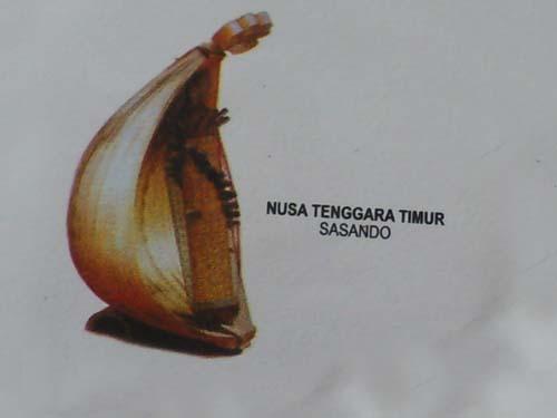 alat musik sasando (ntt)
