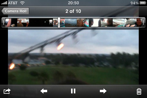 Edit Videos On Your IPhone 2G Or 3G