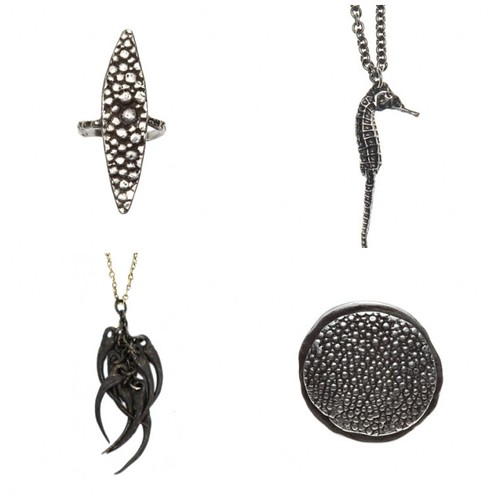 Lauren Wolf Jewelry via TheSavvy