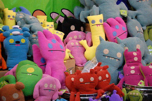 Uglydolls at Booth E05