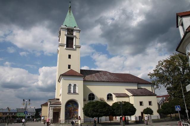 Farský Kostol Všetkých svätých