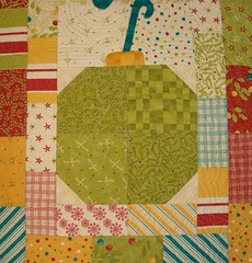 Custom Free Motion (Cherry's Fiber Obsession) Tags: wool thread focus quilt sewing fabric cotton quilting quilted patchwork batting ruler binding borders rotary batik appliqu fusible blanketstitch needleturn rawedge wonderunder