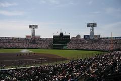 IMG_2558 (Wtfr::Yosuke Hori) Tags: baseball koshien