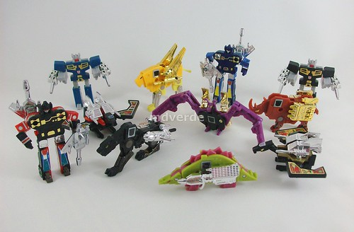 Transformers casetes G1