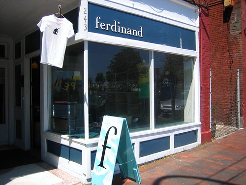 ferdinand in Portland, Maine