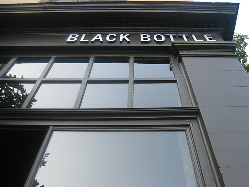 Black Bottle Seattle Exterior