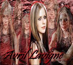 Avril Lavigne (The skull) Tags: avril lavigne