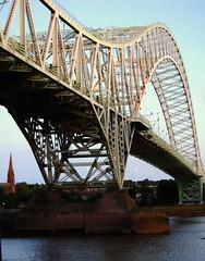 runcorn bridge cheshire england (plot19) Tags: uk bridge england water nikon cheshire britain soe mersey runcorn rivermersey runcornbridge july09 abigfave manchestershipcanel plot19