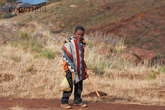 7-17 (d.butscher) Tags: africa street portrait people woman face child outdoor south lesotho butscher