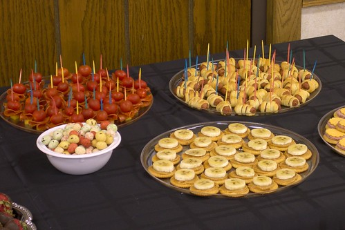 Wedding Catering: Appetizers