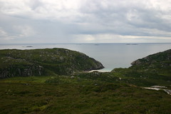 View from Mull - near Fidden Farm