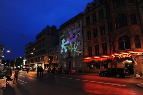 Ljus Graffitti