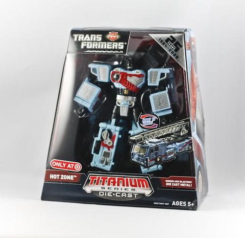 """6"""" Titanium Hotspot (Target Exclusive)"""