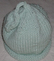 green leaf hat 1