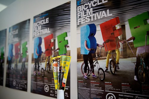 Bicycle Film Festival, Los Angeles