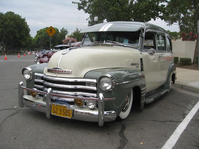 chevrolet suburban 1950 3100
