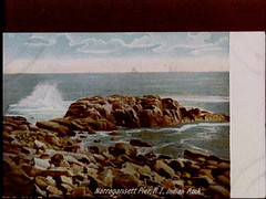 a1773 (Providence Public Library) Tags: indianrock narragansett postcardcollection narragansettpier narragansettpierri rhodeislandimages pc7521