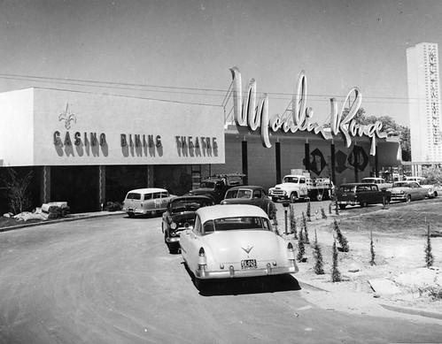 Historic Moulin Rouge Casino, Las Vegas