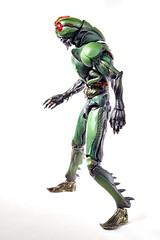 SIC第17.1弹 - 仮面ライダーブラック (グリーンカラーver)(5)